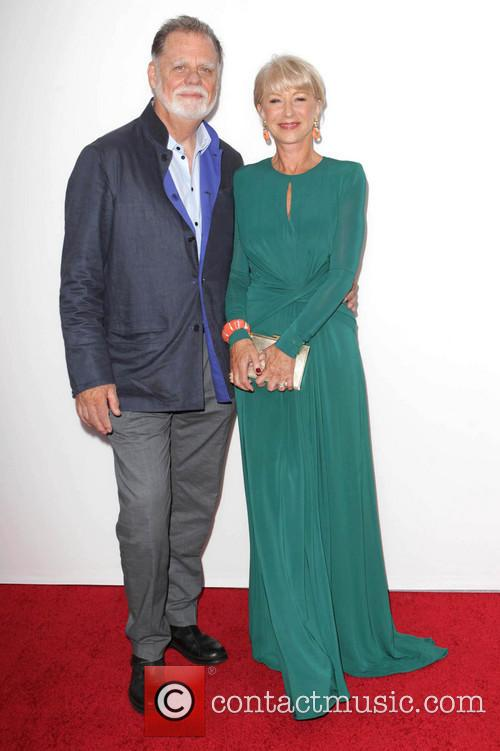 Taylor Hackford and Helen Mirren 9