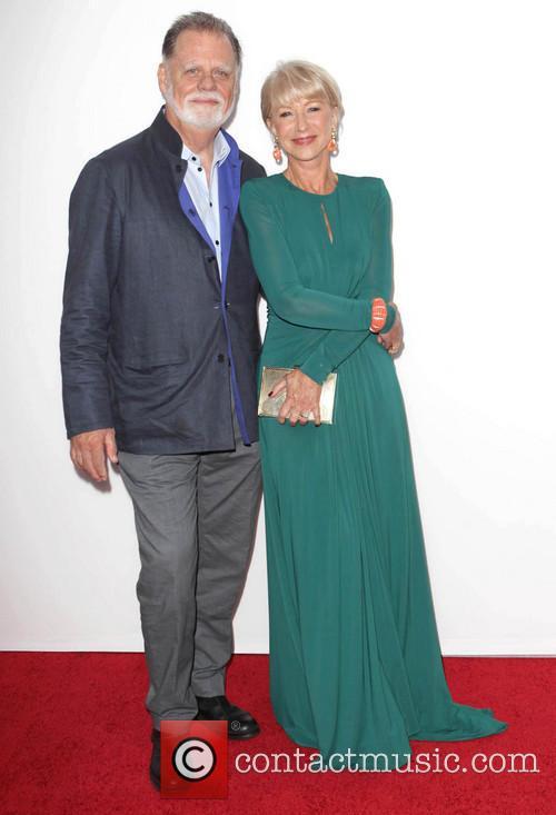 Taylor Hackford and Helen Mirren 10
