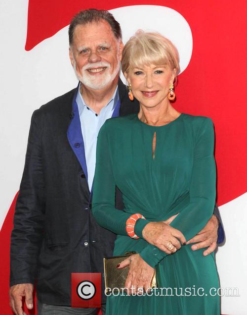 Taylor Hackford and Helen Mirren 6