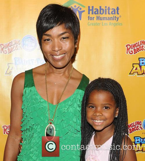 Angela Bassett and Bronwyn 2