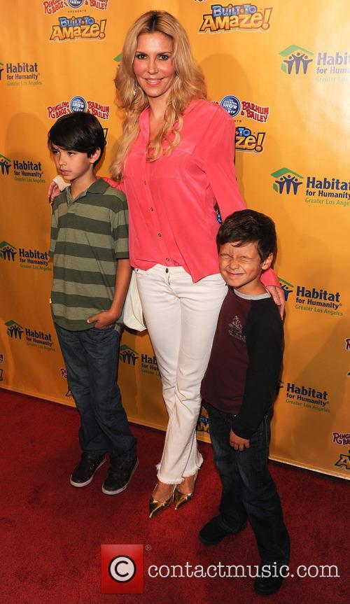 Brandi Glanville, Mason and Jake 2
