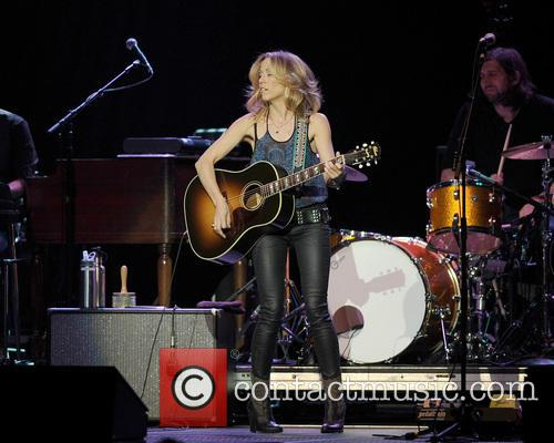 Sherly Crow appears at Hard Rock Live