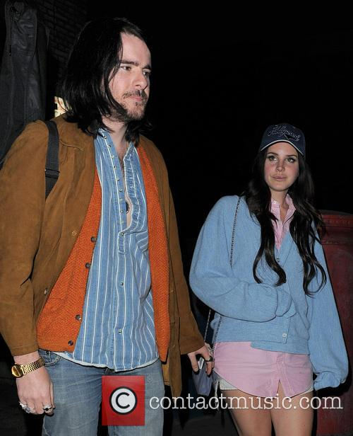 Barrie-james O'neill and Lana Del Rey 3