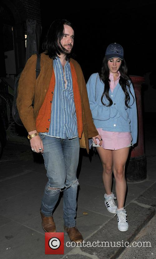 Barrie-james O'neill and Lana Del Rey 5