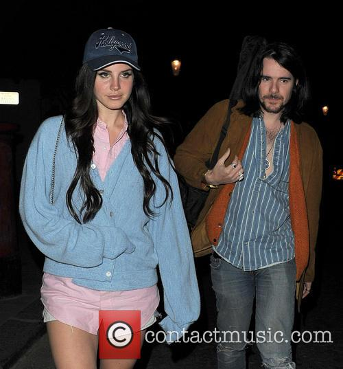 Barrie-james O'neill and Lana Del Rey 6