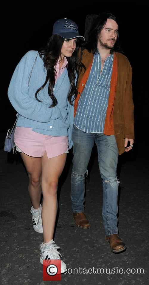 Barrie-james O'neill and Lana Del Rey 7