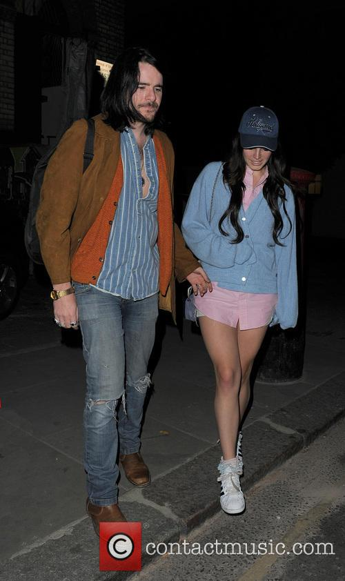 Barrie-James O'Neill and Lana Del Rey 12