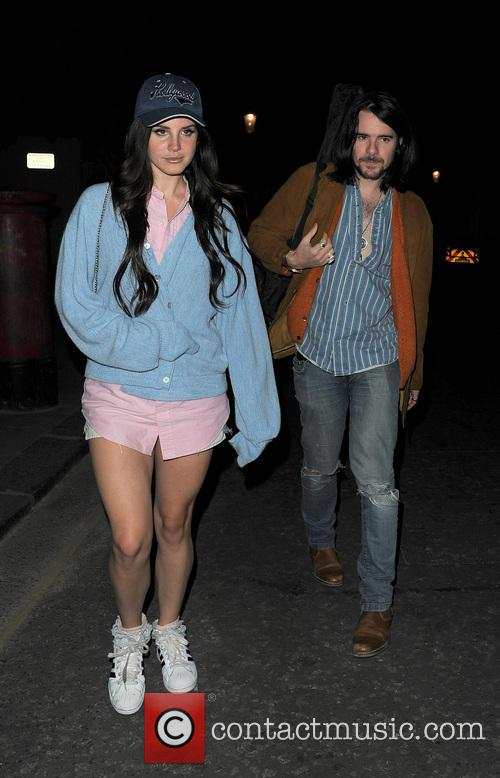 Barrie-James O'Neill and Lana Del Rey 14