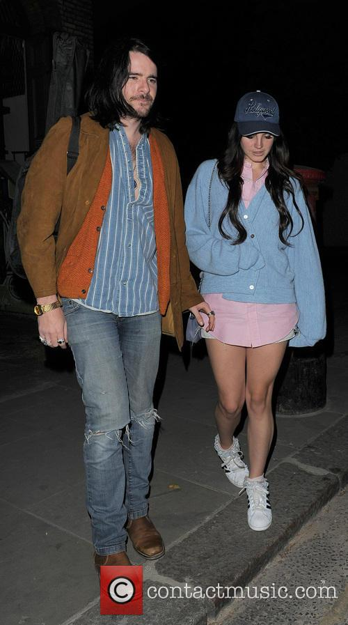 Barrie-James O'Neill and Lana Del Rey 15