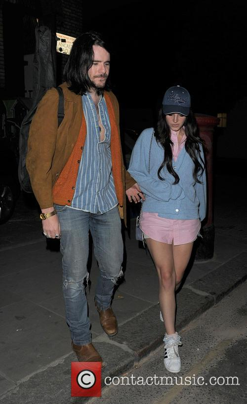 Barrie-James O'Neill and Lana Del Rey 16