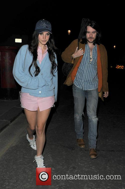 Barrie-James O'Neill and Lana Del Rey 17