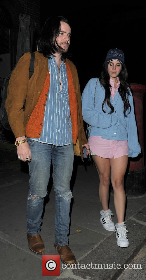 Barrie-James O'Neill and Lana Del Rey 19