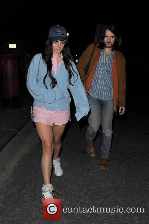 Barrie-James O'Neill and Lana Del Rey 20