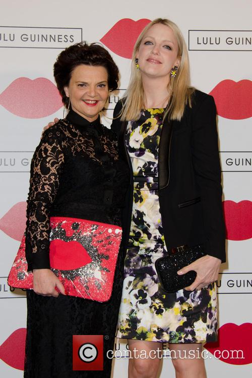 Lulu Guinness and Lauren Laverne 5