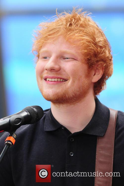 Ed Sheeran Performing Today
