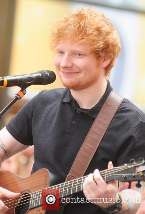 Ed Sheeran 19