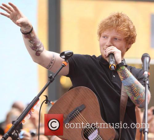 Ed Sheeran 21