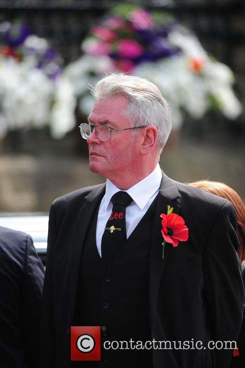 funeral of Drummer Lee Rigby