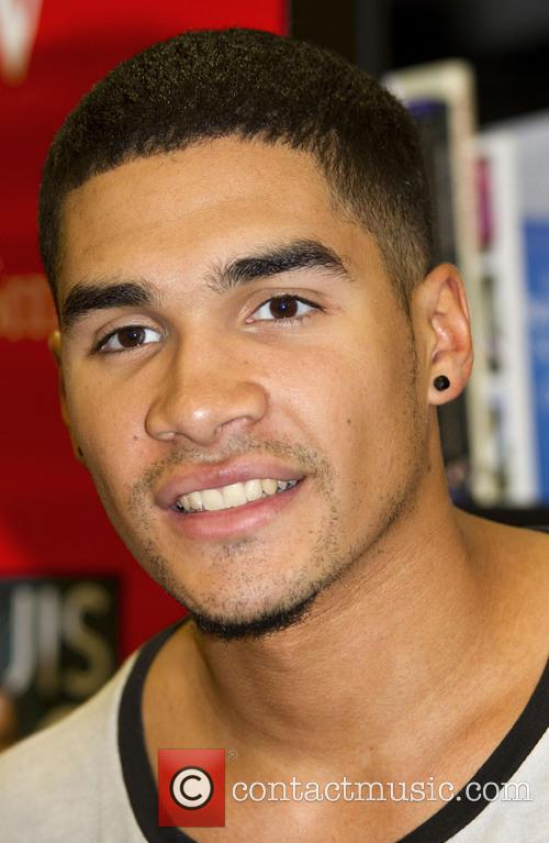 Louis Smith book signing