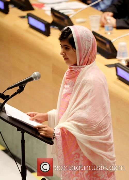 Malala Yousafzai 5