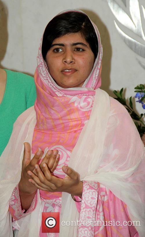 Malala Yousafzai, Advocate For Girls Education, Speaks At...