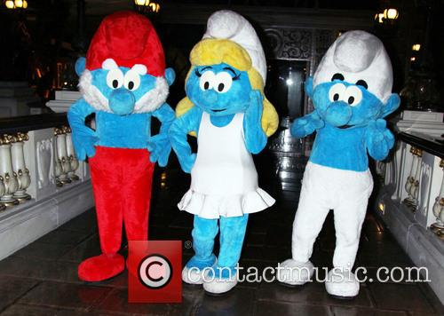 'The Smurfs 2' photocall