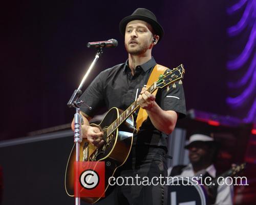 Justin Timberlake 28