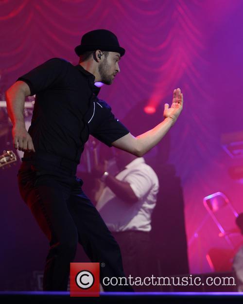 Justin Timberlake, Yahoo Wireless Festival