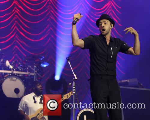 Justin Timberlake 40