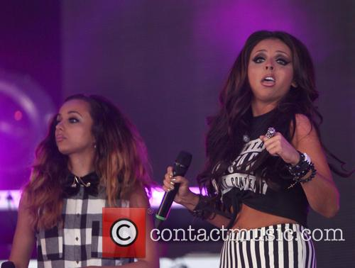 Jade Thirlwell, Jesy Nelson and Jade Thirlwall 3