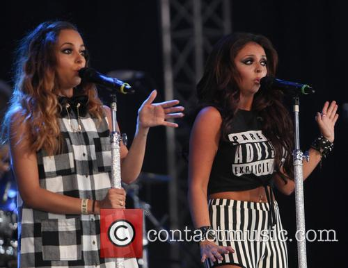 Jade Thirlwell, Jesy Nelson and Jade Thirlwall 5