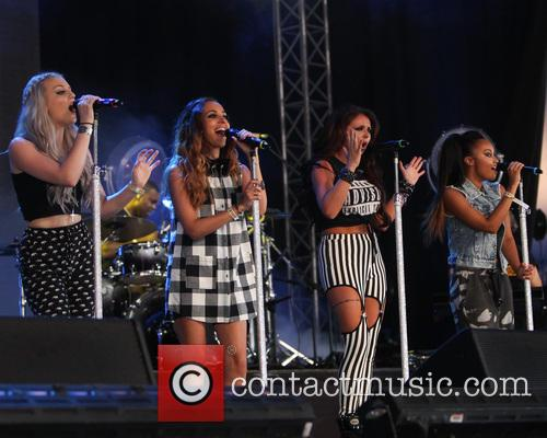 Little Mix, Perrie Edwards, Jesy Nelson, Jade Thirlwall and Leigh-anne Pinnock 3
