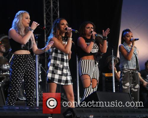 Little Mix, Perrie Edwards, Jesy Nelson, Jade Thirlwall and Leigh-anne Pinnock 4