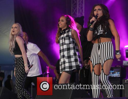 Perrie Edwards, Jade Thirlwell, Jesy Nelson and Jade Thirlwall 7