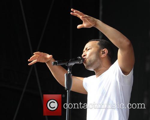 John Legend, Queen Elizabeth Olympic Park, Wireless Festival