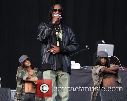 Snoop Lion, Calvin Cordozar Broadus and Jr 12