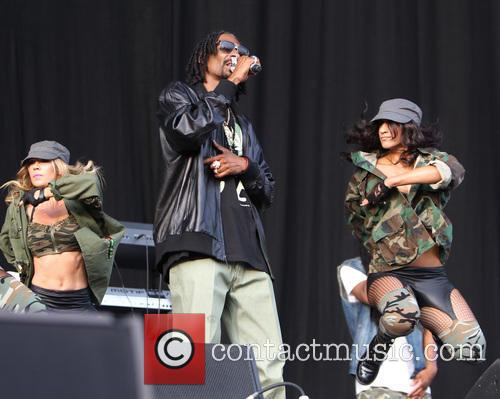 Snoop Lion, Calvin Cordozar Broadus, Jr, Queen Elizabeth Olympic Park, Wireless Festival