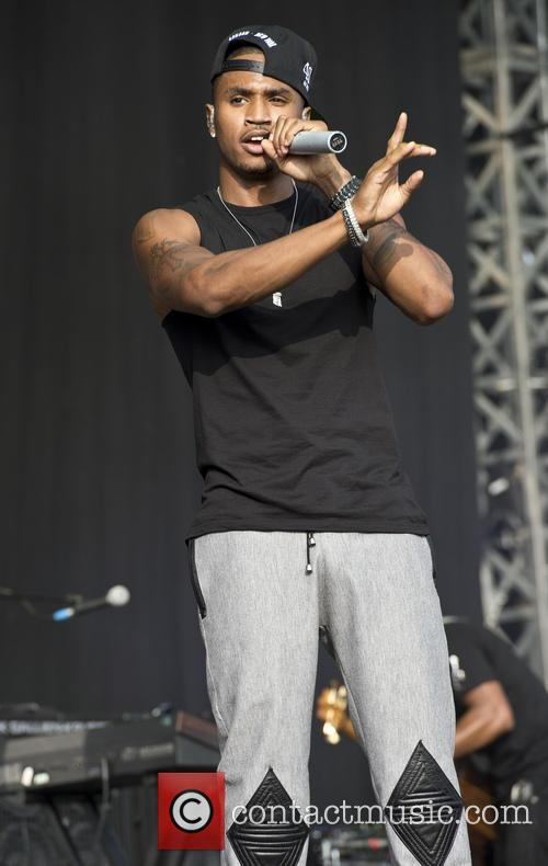 Trey Songz, Tremaine Aldon Neverson, Wireless Festival