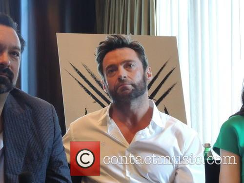 hugh jackman the wolverine press conference at 3758974