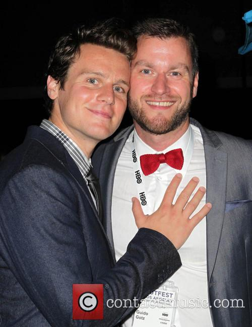 Jonathan Groff and Guido Gotz 2