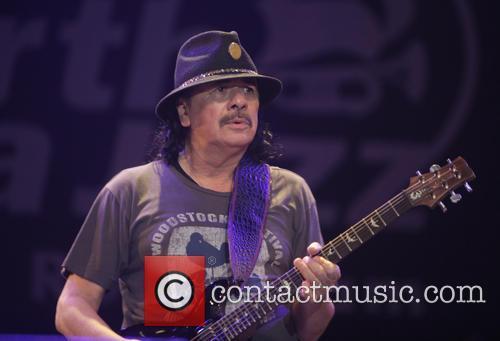 Carlos Santana, North Sea Jazz Festival