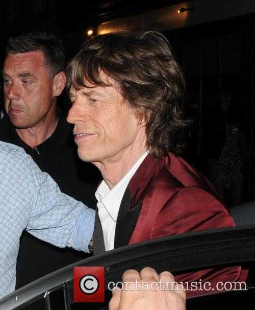 Sir Mick Jagger 7