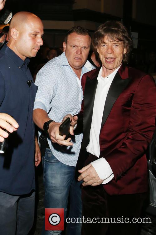 Sir Mick Jagger 1