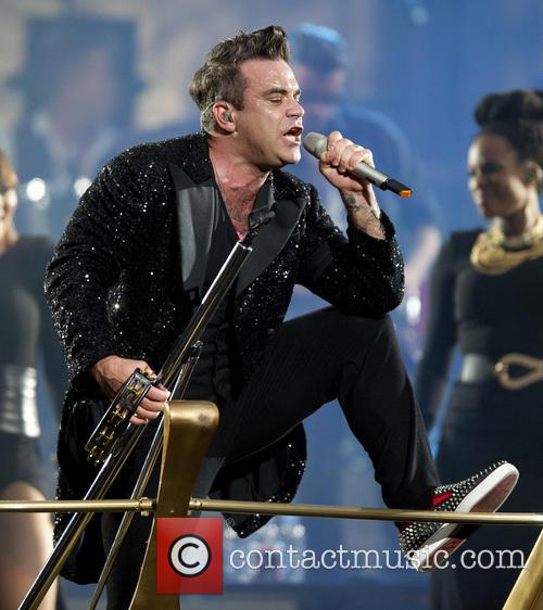 Robbie Williams 37