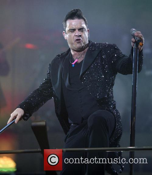 Robbie Williams 38