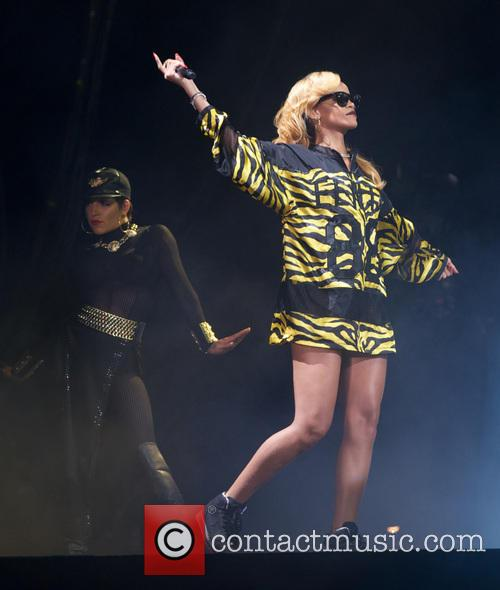 Rihanna 50