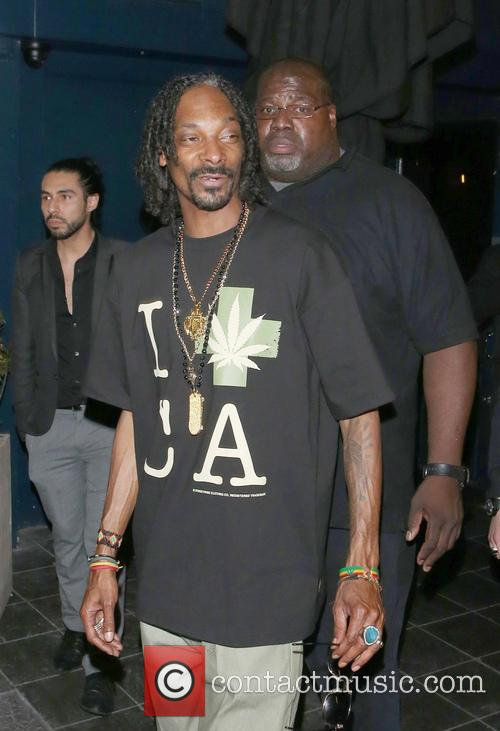 Snoop Lion and Snoop Dogg 27