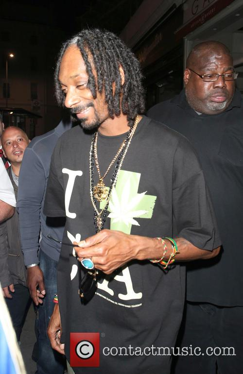 Snoop Lion and Snoop Dogg 28