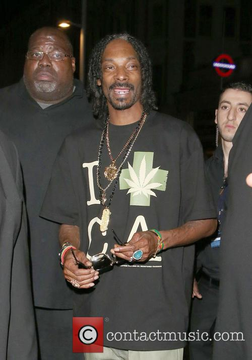 Snoop Lion and Snoop Dogg 30