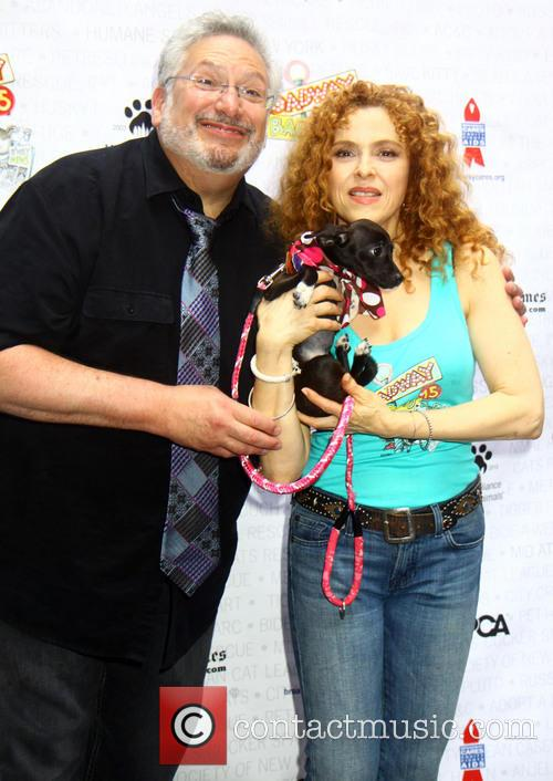 Bernadette Peters and Harvey Fierstein 2
